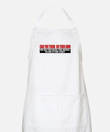 Can You Think On Your Own Apron