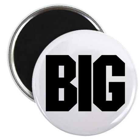 """""""BIG"""" 2.25"""" Magnet (100 pack)"""