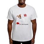Love My Jack Russell Terrier Light T-Shirt