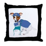 Jack Russell, Grey's Anatomy Throw Pillow