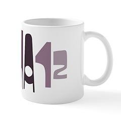 Obama12 Oval (purple) Mug