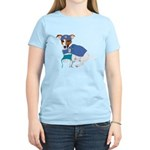 Jack Russell Scrubs Women's Light T-Shirt
