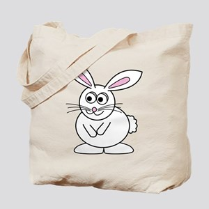 Cartoon Bunny Tote Bag