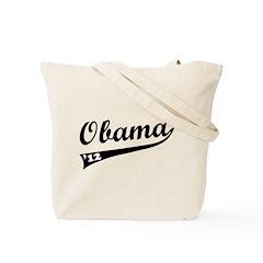 Obama 2012 Swish Tote Bag