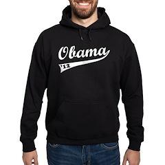 Obama 2012 Swish Hoodie (dark)