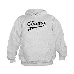 Obama 2012 Swish Kids Hoodie