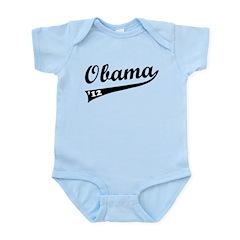 Obama 2012 Swish Infant Bodysuit