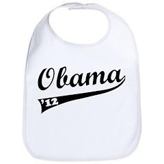 Obama 2012 Swish Bib