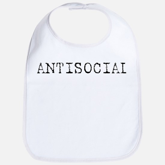 ANTISOCIAL Bib