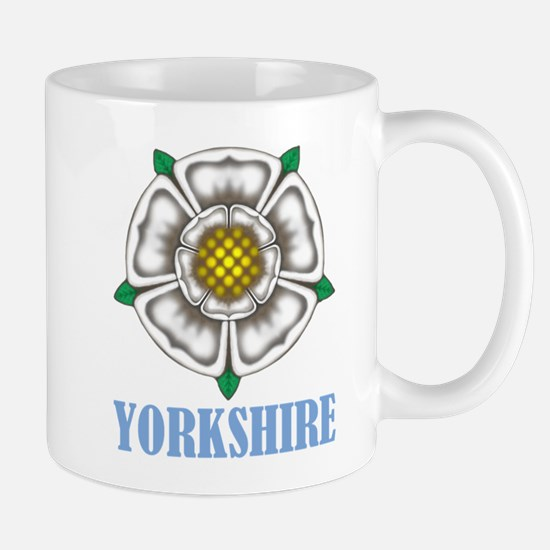 White Rose of York Mug