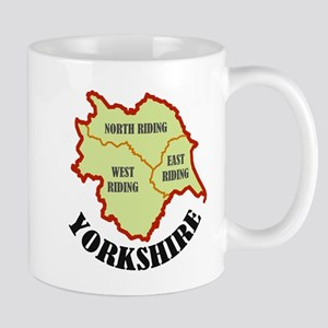 Yorkshire Ridings Mug