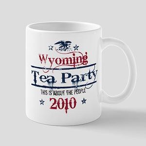 wyoming tea party Mug