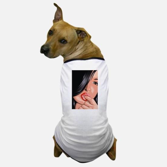 Sucking Girl Dog T-Shirt