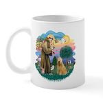 St Francis #2/ Wheaten #2 Mug