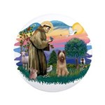 St Francis #2/ Briard (f) 3.5