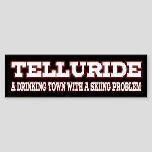 Telluride Colorado Sticker (Bumper)