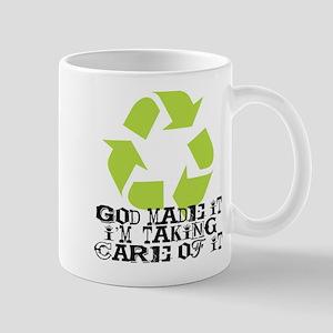 God Made It Mug