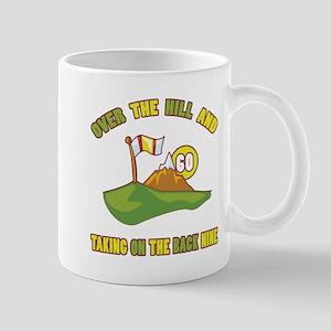Golfing Humor For 60th Birthday Mug