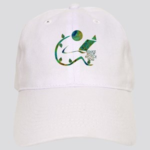Four Rs Green Reader Cap