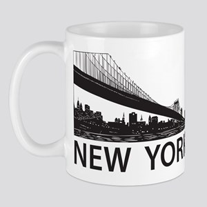 New York Skyline Mug