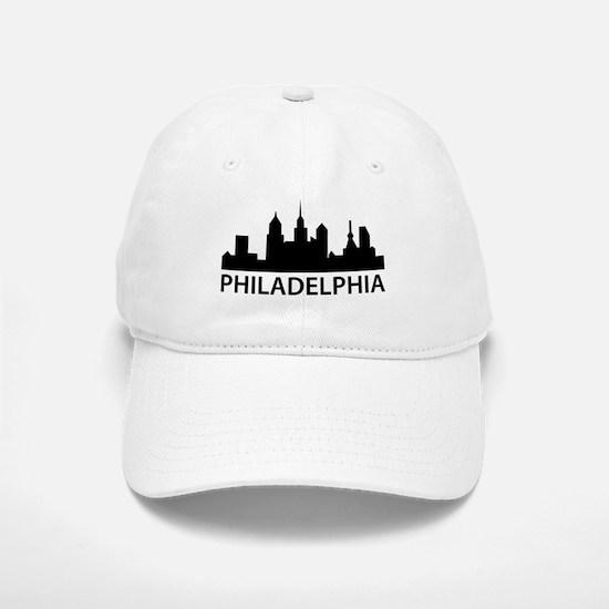 Philadelphia Skyline Baseball Baseball Cap