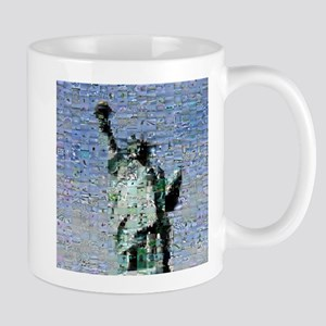 Statue of Liberty Tapestry Mug