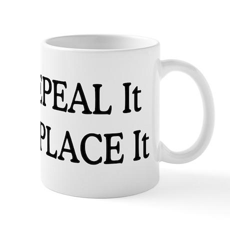 Repeal Replace Mug