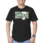 Men's Fitted T-Shirt (dark) 3