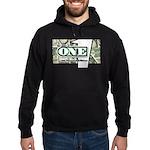 Men's Hooded Sweatshirt (dark) 3