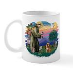 St Francis #2/ Brussels G Mug