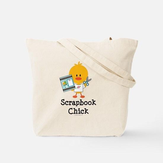 Christian Chick Tote Bag