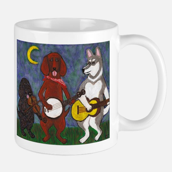 Country Dogs Mug