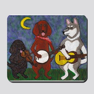 Country Dogs Mousepad