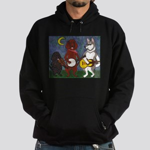 Country Dogs Hoodie (dark)