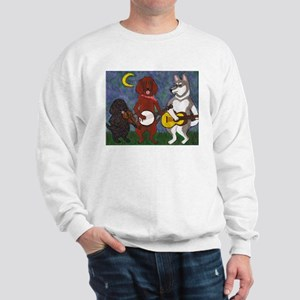 Country Dogs Sweatshirt