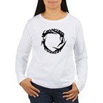 Moving Current Women's Long Sleeve T-Shirt