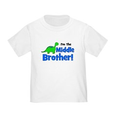 MIDDLE Brother! Dinosaur T