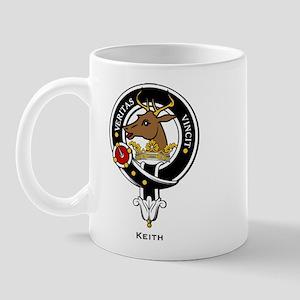 Keith Clan Crest Badge Mug