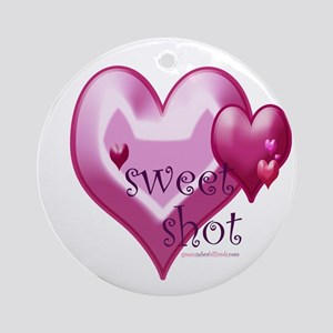 Sweet Shot Ornament (Round)