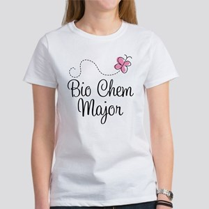 Cute Bio Chem Major Women's T-Shirt