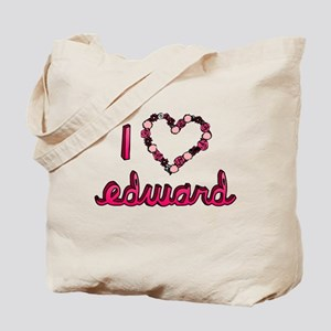 Heart Edward Tote Bag