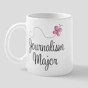Cute Journalism Major Mug