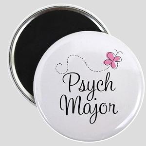 Cute Psych Major Magnet
