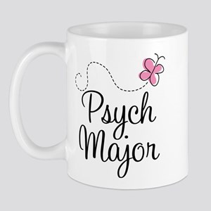 Cute Psych Major Mug