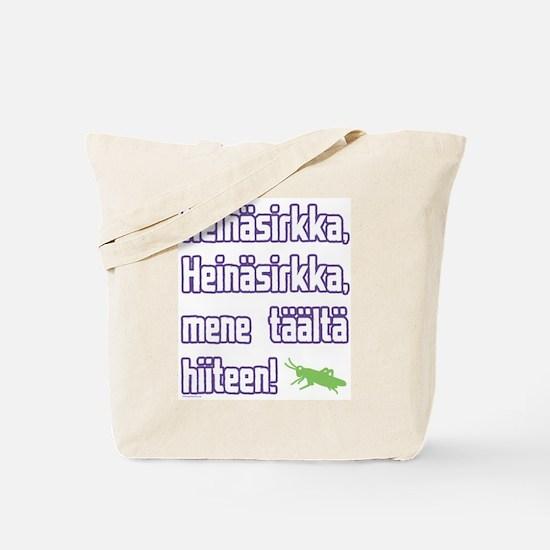 Heinasirkka Tote Bag