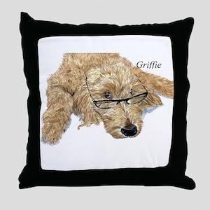 griffie Throw Pillow