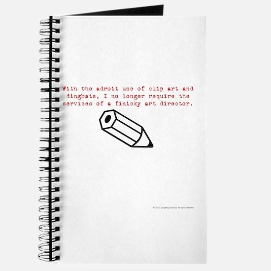 Copy Crisis Journal