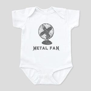 Metal Fan Infant Bodysuit