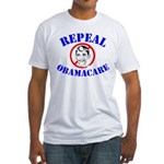 Dr. Obama Fitted T-Shirt