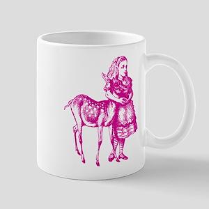 Alice with Fawn Pink Mug